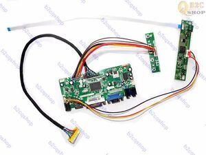 (HDMI+DVI+VGA)LCD Controller Board Kit LED driver for 1920X1080 LM230WF5(TL)(C1)