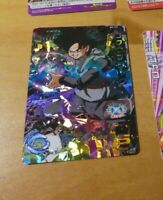 DRAGON BALL Z GT DBZ DBS HEROES CARD PRISM HOLO CARTE HGD2-CP3 CP JAPAN **