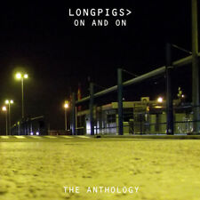 Longpigs : On and On: The Anthology CD (2013) ***NEW***