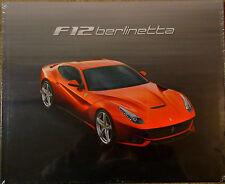 Genuine Ferrari F12 Berlinetta Brochure Hardback In Factory Shrinkwrap