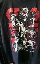 Pentagon jr  LARGE  t-shirt adult lucha underground libre cero miedo NEW AAA