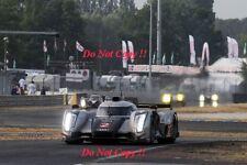 Fassler & Lotterer & Treluyer Audi R18 TDi Winners Le Mans 2011 Photograph 3