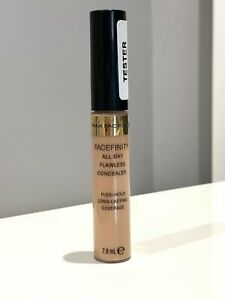 MAX FACTOR FACEFINITY ALL DAY FLAWLESS CONCEALER 7.8ML SHADE 050 RRP £9.99