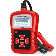 12v Battery Tester Analyzer for Car Vehicle 12 Volt Automotive Test Device Best