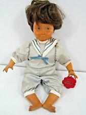 Vintage Rare Original Dolfi Doll Boy In Sailer Suit 13 Of 500 Made In Italy 1986