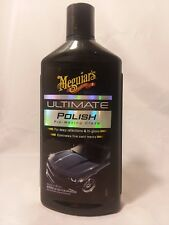 Meguiar's Meguiars Ultimate Polish Pre - Waxing Glaze 473ml - BRAND NEW