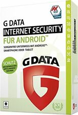 G Data Mobile Internet Security 2020 für 1 ANDROID 1 Jahr  Das beste aller Zeite