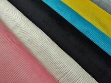 0,50 Meter Breitcord 0,50 cm Rippe Baumwolle uni farbig N 03044 Ve 05130 Stoff