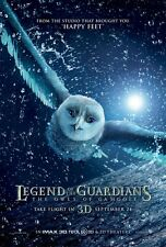 Legends Of The Guardian movie poster 11 x 17 inches  (style b) Owl poster