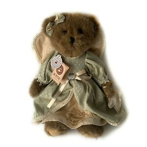 "Boyds Blessed Angelwish Plush Angel Bear Retired 17"" New Old Stock"