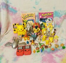 Huge Pokemon Action Figure Toy Lot Nintendo JAKKS Pacific Hasbro LOT B