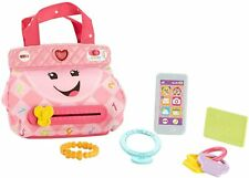 Fisher-Price FPR50 Laugh and Learn My Smart Purse Multicolor
