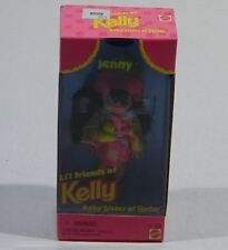 Barbie Doll - Jenny - Friend Of Kelly, Baby Sister Of Barbie - 1996