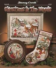Christmas in the Woods by Stoney Creek BK480 booklet