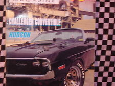 revue V8 n°19 / 1995 / MUSTANG BOSS 302 / CORVETTE 69 / HUDSON HORNET / GT 40