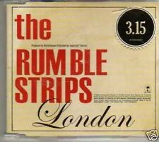 (81I) The Rumble Strips, London - DJ CD