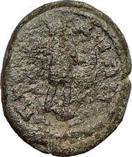 SEPTIMIUS SEVERUS Perga 193AD Ancient Genuine Roman Coin ARTEMIS Cult  i23008