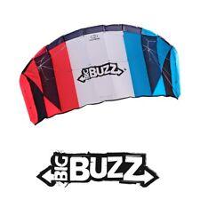 Flexifoil 2.05m Power Kite, Big Buzz Sport Foil - Safe, Reliable, Durable Family