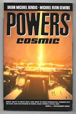 POWERS COSIMIC VOL.10 / BENDIS , OEMING / ICON COMICS V.O ANGLAIS