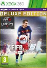 Xbox 360-FIFA 16 (Deluxe Edition) - inkl. exklusive FUT Legends! * NEU *