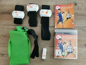 PS3 active 2 Personal Trainer bundle