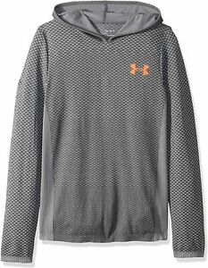 Under Armour Boys' Seamless Hoodie # Youth Small (8)