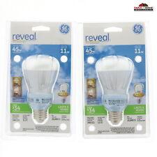 (2) 11W 340 Lumen Light Bulb Lamp Home ~ New