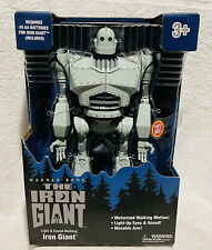 """New Iron Giant 14"""" Action Figure : Walmart exclusive light sound Ships Today"""