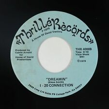 New Listing70s Soul Disco 45 - I-20 Connection - Dreamin - Thriller - Vg+ mp3