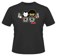 Mens T-Shirt, Pulp Fiction Cartoon Ideal Birthday Present or Gift