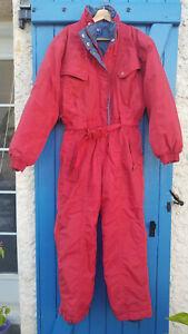 ⛷️ A.W.S Combinaison de ski Femme doublée, Waterproof -Taille 40 - Très bon état