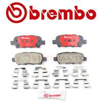 Brembo Rear Disc Brake Pad Set for 2003-2008 Infiniti G35  - Braking si