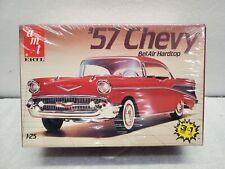 AMT ERTL 6563 1957 CHEVY BEL AIR HARDTOP VINTAGE MODEL CAR 1/25 KIT