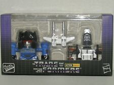 Transformers Rumble & Laserbeak Action Vinyls 2015 San Diego Comic Con Exclusive
