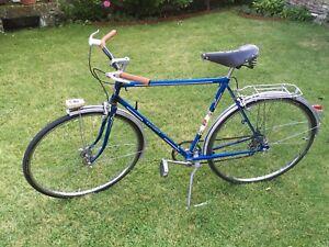 altes fahrrad, Peugeot, Oldtimer, 60er