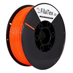 Premium ABS Filament Rolle Orange 1,75mm 1KG für 3D Drucker
