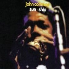 Sun Ship by John Coltrane (CD, Feb-2012, Universal Distribution)