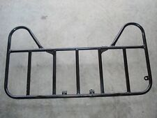 1998 Yamaha Big Bear 350 ATV Rear Back Luggage Rack Carrier (bent)