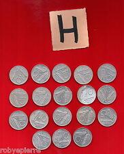 10 dieci lire 18 moneta 1951 52 53 54 55 56 72 73 74 75 76 77 78 79 80 81 82 85