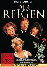 Otto Schenk DER REIGEN Senta BERGER HELMUT BERGER Sydne Rome DVD new