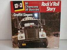 GRAFFITI SINGERS Rock n roll story 63008 PHOTO CAMION