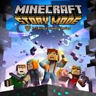 Minecraft: Story Mode and DLC Adventure Pass. Steam Key. PC. Telltale Games.