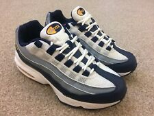 Nike Air Max 95 Trainers Size 5.5 UK Blue / White
