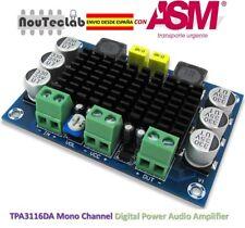 DC 12V 24V TPA3116DA 100W Mono Channel Digital Power Audio Amplifier TPA3116D2