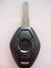 Replacement 3 button key case for BMW E39 E53 X5 5 Series remote fob