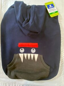 Halloween Monster Dog Hoodie for a Large Dog