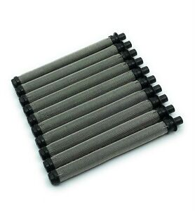 ASP Filters compatible to Graco 288749 SG2 Gun Filter 60 mesh 10-pack