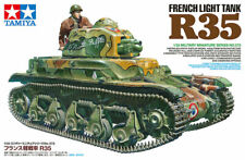 Tamiya 1/35 R35 French Light Tank # 35373
