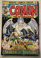 Conan the Barbarian #22 (Jan 1973, Marvel) Barry Smith Art!
