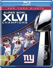 NFL Super Bowl Xlvi: 2011 New York Giants [New Blu-ray] Widescreen
